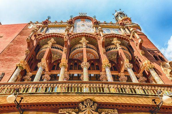 Palau de la musica catalana tickets and opening hours - Casas de musica en barcelona ...