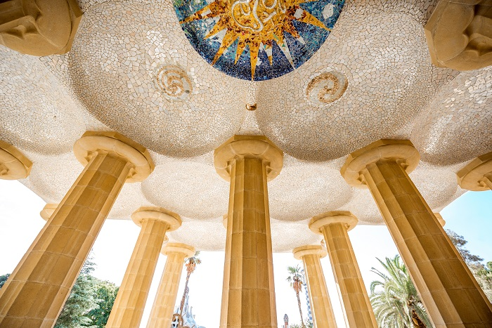 How to visit Park Güell for free