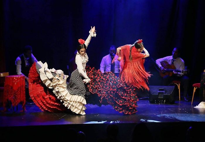 best Flamenco show in Barcelona